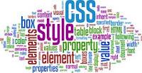 CSS оформление страниц блога