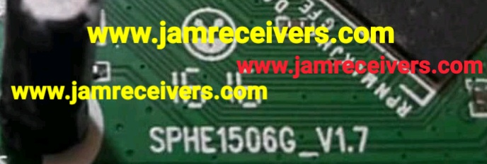SPHE 1506C-G Board Type 4MB Receivers New PowerVu Keys Software 2019