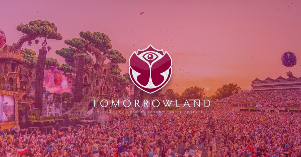 Tomorrowland 2017 Rules
