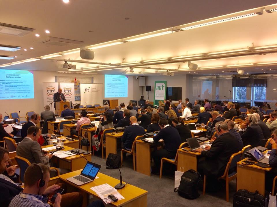 """1c8d74e6468 23. novembril korraldasime koos Ülemaailmse Ühistranspordi Assotsiatsiooni  (UITP) ja Tartu Linnavalitsusega rahvusvahelise konverentsi """"Tark Liikuvus  2020: ..."""