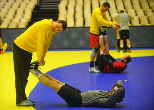 MACEDONIAN HANDBALL PLAYERS STARTED PREPARATIONS FOR WORLD CUP IN QATAR