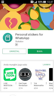 cara membuat sticker di whatsapp