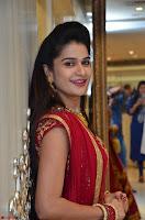 Jenny Honey in Stunning Dark Red Anarkali Dress at Splurge   Divalicious curtain raiser ~ Exclusive Celebrities Galleries 091.JPG