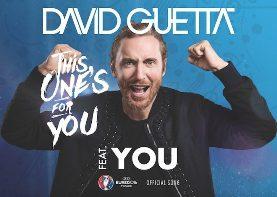David Guetta e Zara Larsson cantam tema da Eurocopa 2016