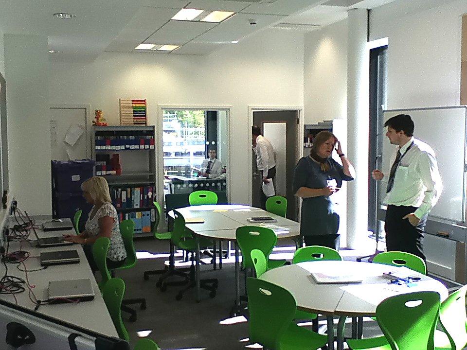 "Chris Knott Insurance >> Regis/King's School Wolverhampton: The ""NEW"" School is open for business!"