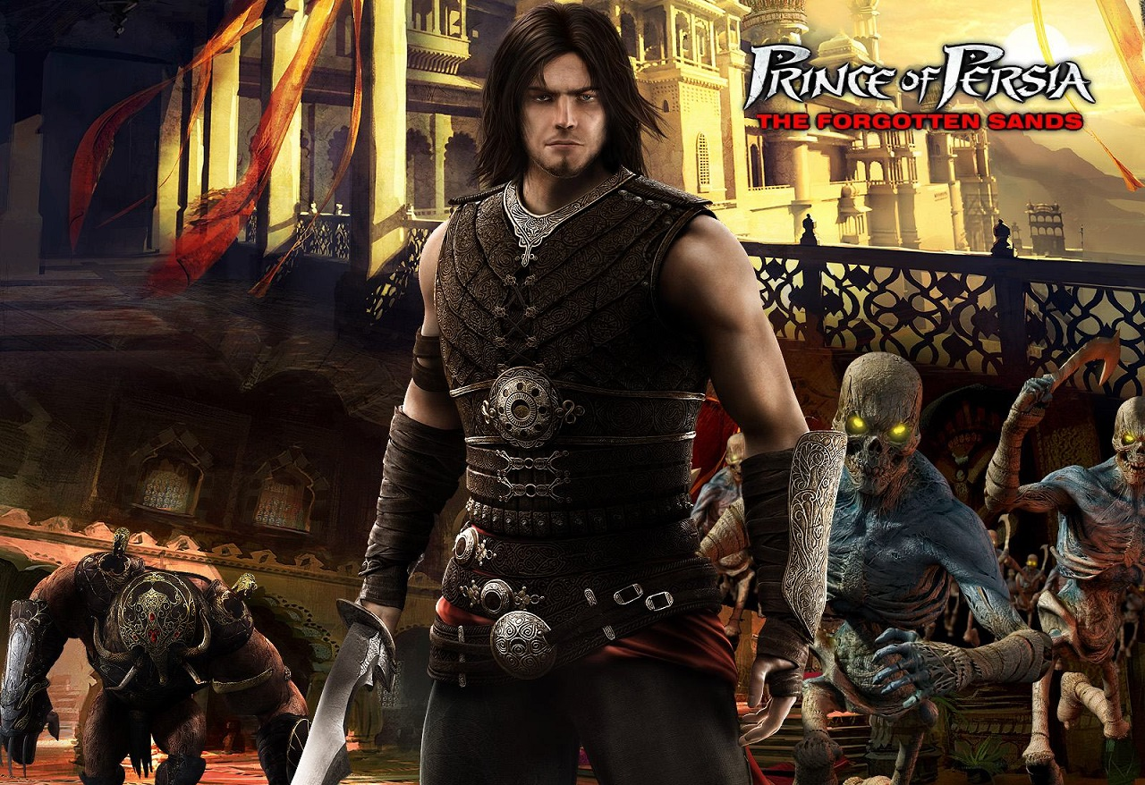 Download Prince Of Persia Forgotten Sands Crack
