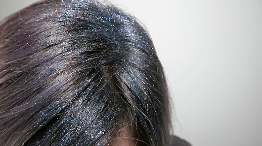 HAIRSPIRATION : Les Glitter Roots