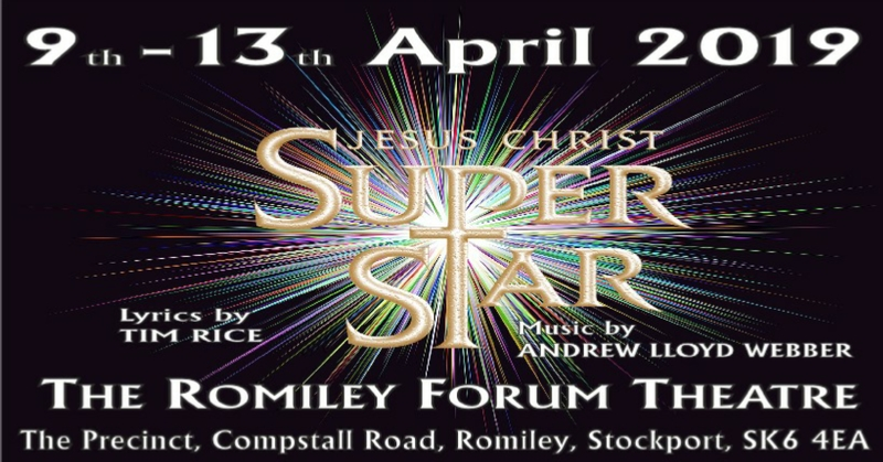 8b2ac291ebc Performed in the lead up to Easter, the East Cheshire Musical Theatre  Company's production of Jesus Christ Superstar provides a perfect  opportunity to ...