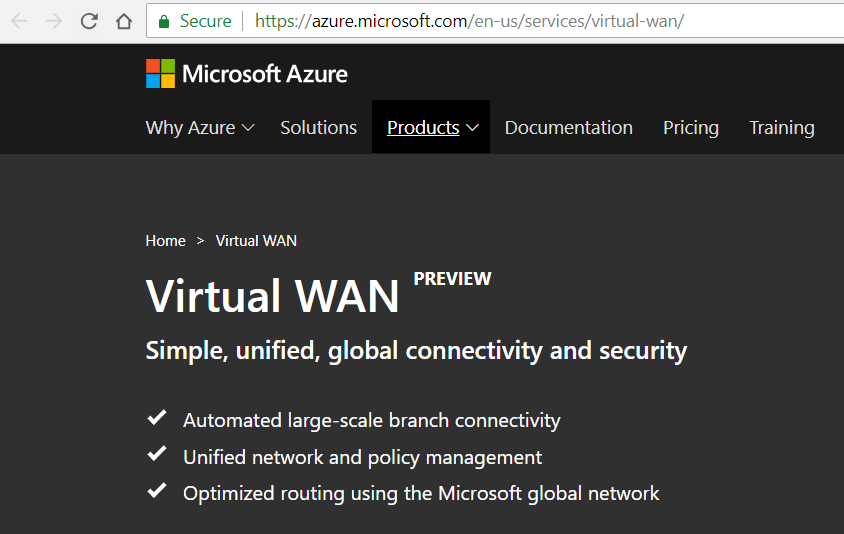 Converge! Network Digest: Microsoft Azure adds Virtual WAN