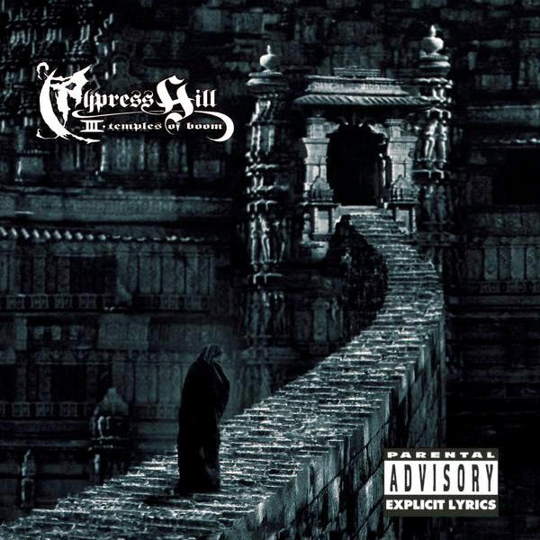 Cypress Hill - III (Temples of Doom) Cover