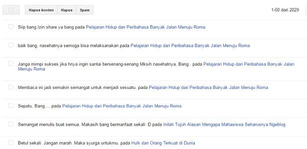 Blog ini Baru 7 Bulan dan Sudah 200 Postingan, Bang Syaiha, http://www.bangsyaiha.com/
