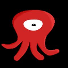 Alien Octopus 1