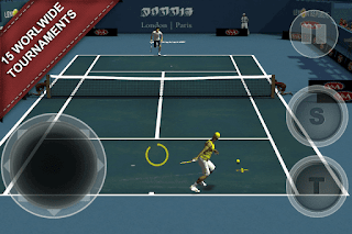 Cross Court Tennis 2 Full Version Lucky patcher