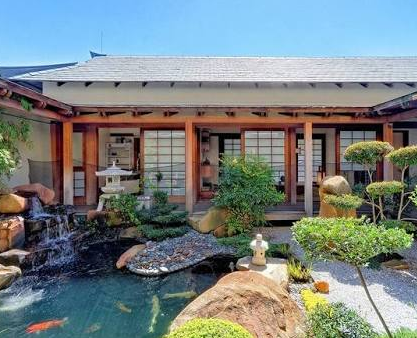 Desain rumah sederhana ala jepang
