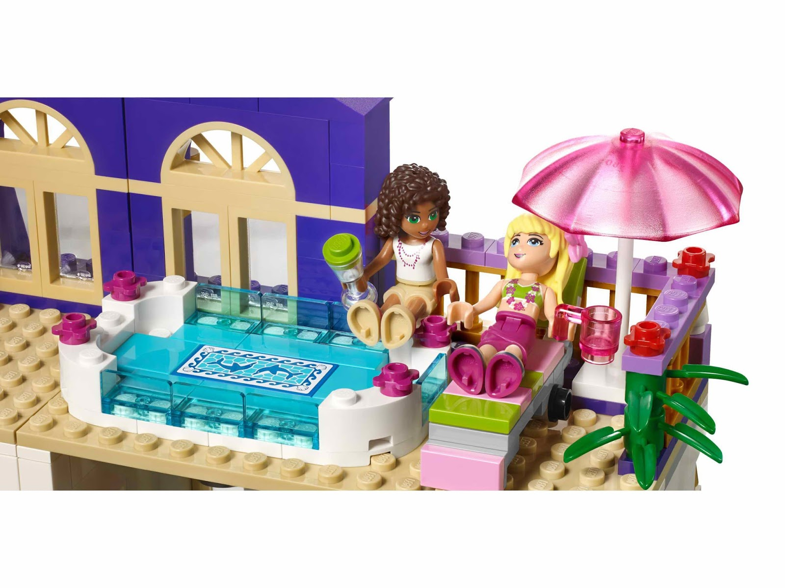 Brick Friends: LEGO 41101 Heartlake Grand Hotel