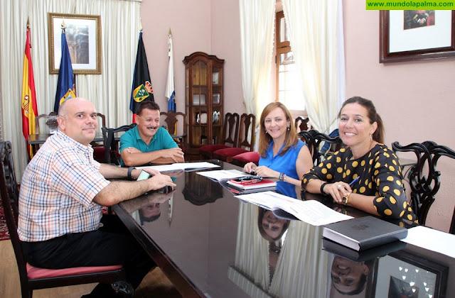Los diputados de CC de La Palma solicitarán a la consejera de Sanidad que Fuencaliente sea Zona Especial de Salud