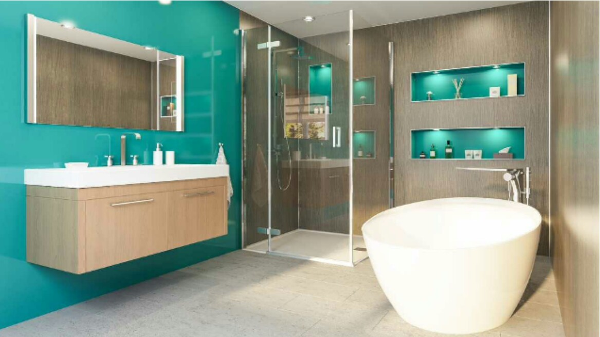 3 Things You Need to Know Before Buying Acrylic Shower Panels