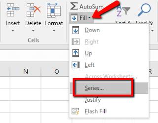 Tips dan Trik Excel Cara Entri Data otomatis dengan Cepat