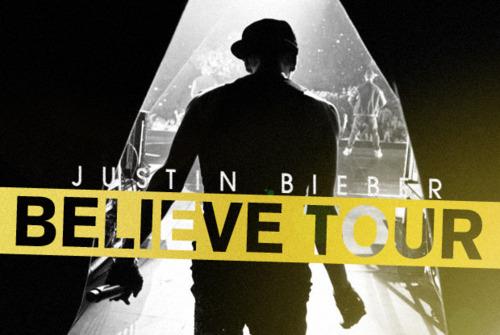 24/7: Justin Bieber - Believe Tour - Set List  24/7: Justin Bi...