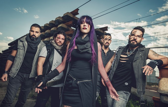 """La banda española de metal Seventh Hell nos envia su ultimo trabajo titulado """"Black Crows"""". Conocelos."""