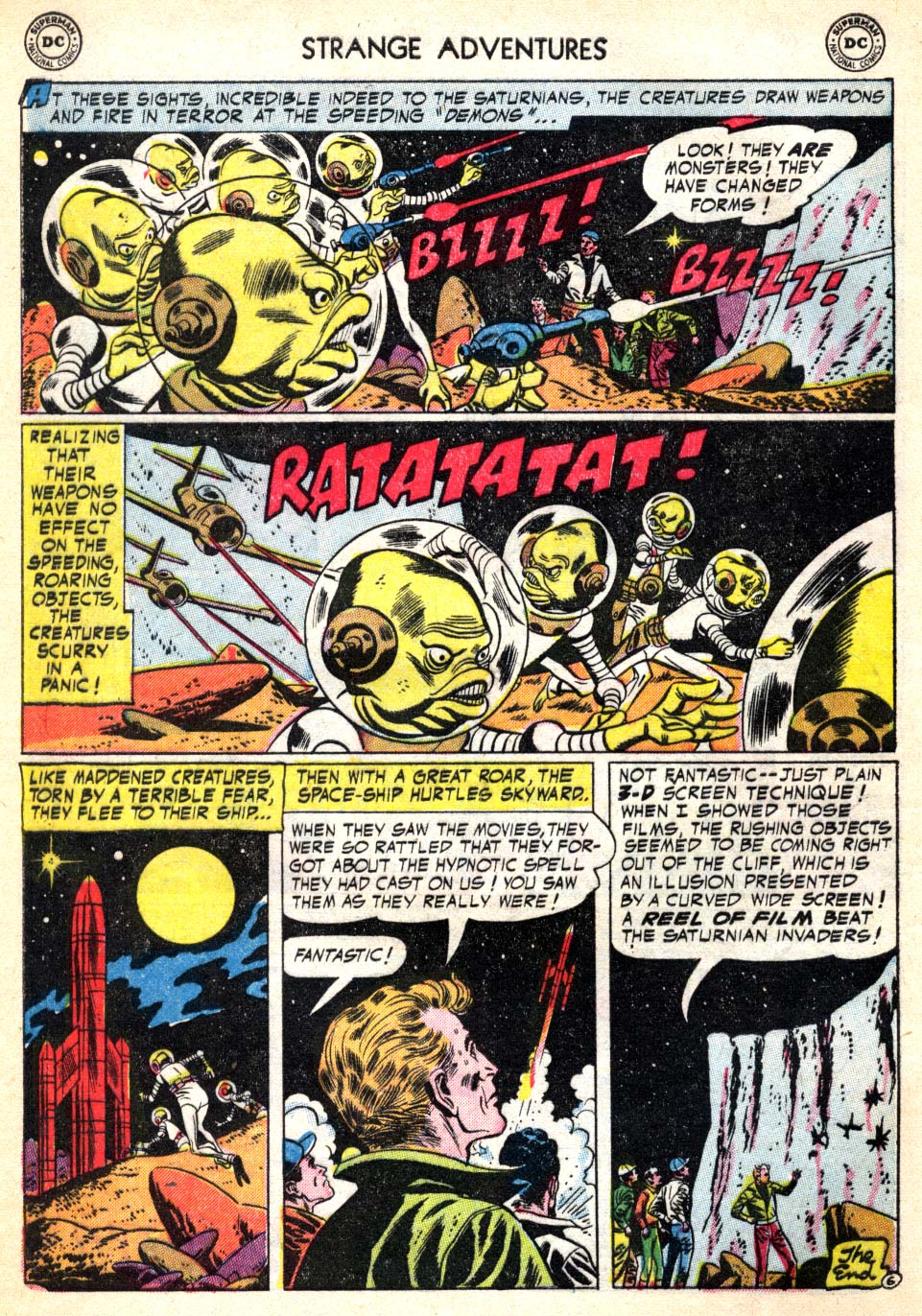 Strange Adventures (1950) issue 49 - Page 8