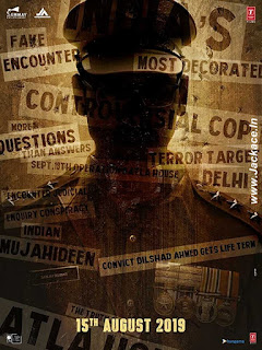 Batla House First Look Poster 1