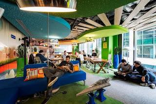 7 Kantor Google di Seluruh Dunia, Dijamin Pengen Kerja Disana!