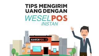 Cara Kirim Uang Lewat Pos Indonesia