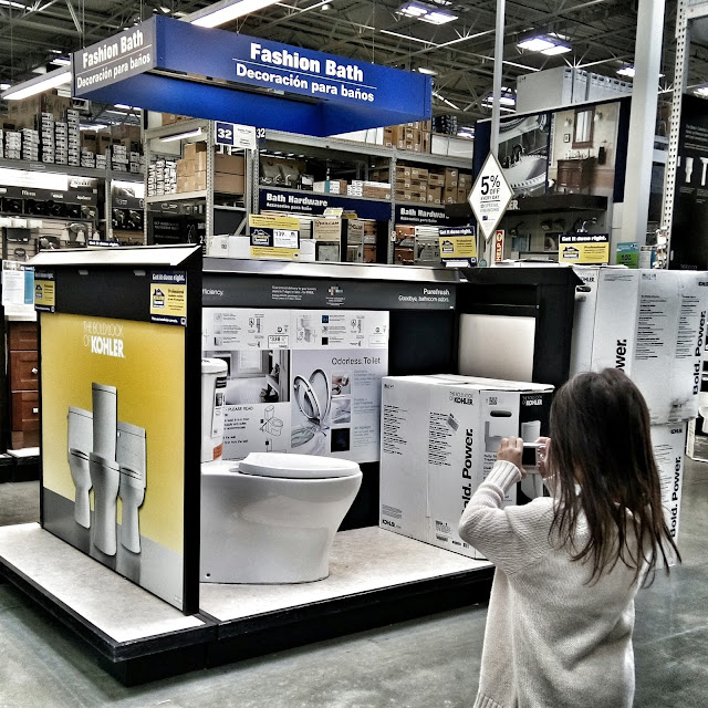 Lowes fashion bath
