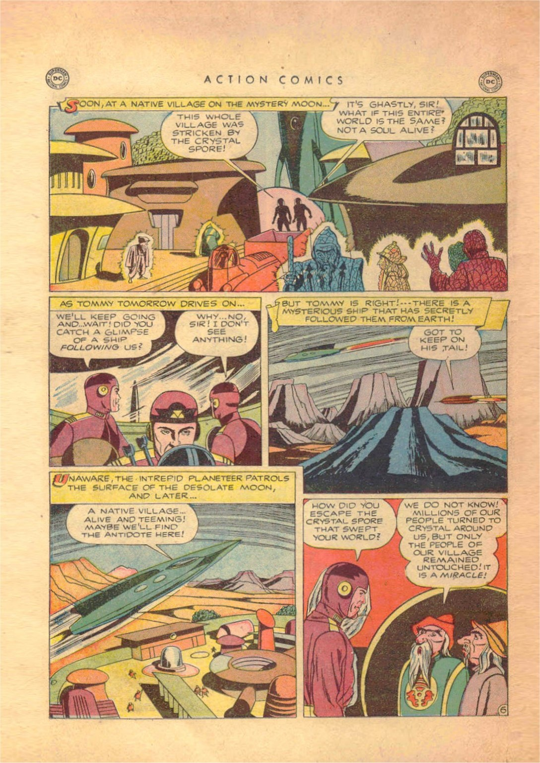 Read online Action Comics (1938) comic -  Issue #138 - 19