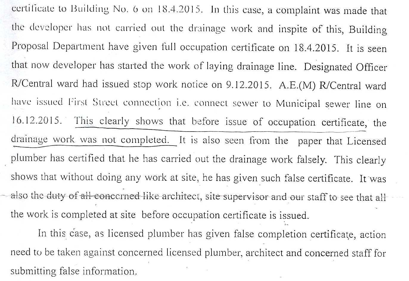 FIR filed against K Raheja builder: Horizon Green Borivali