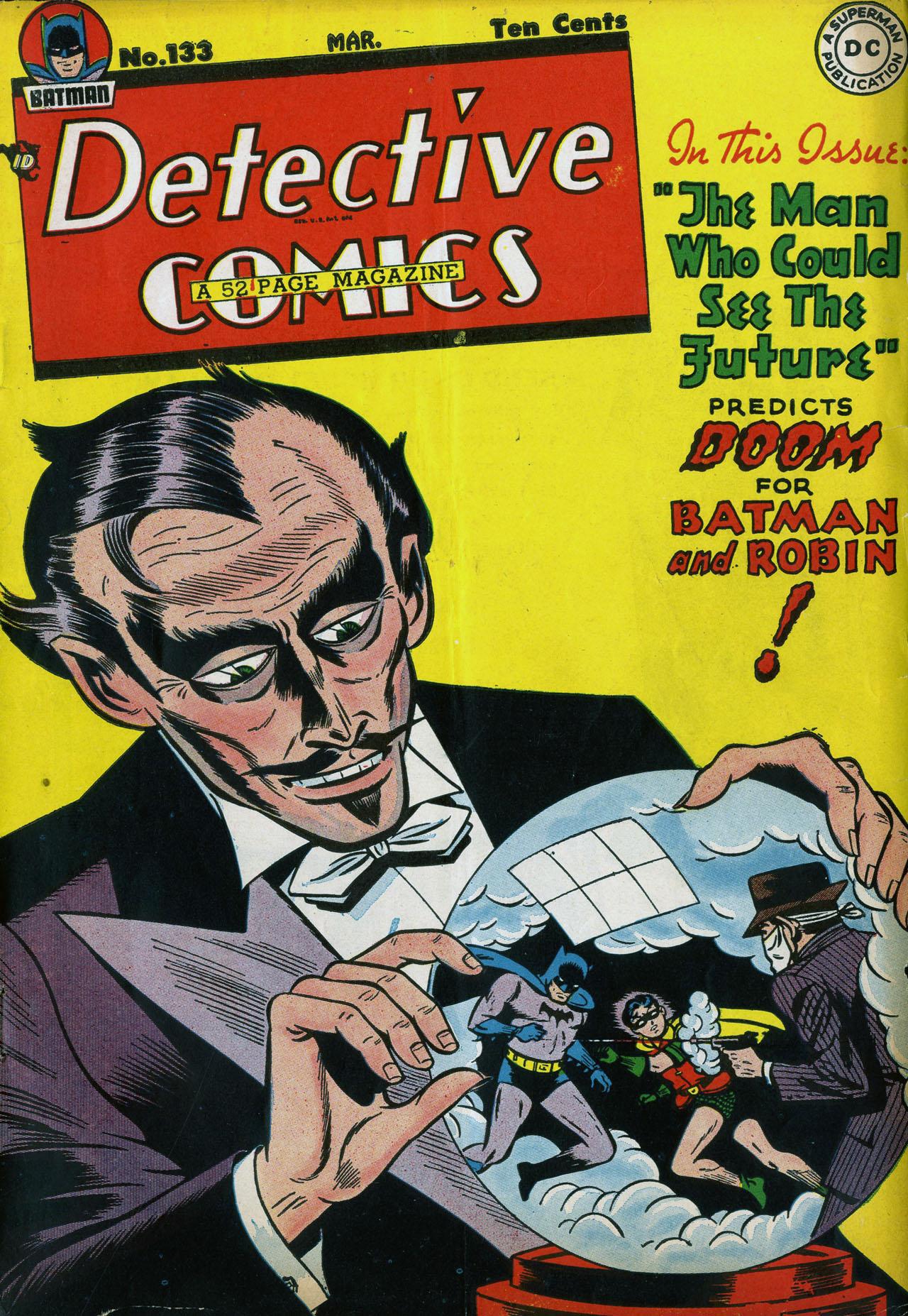 Detective Comics (1937) 133 Page 1