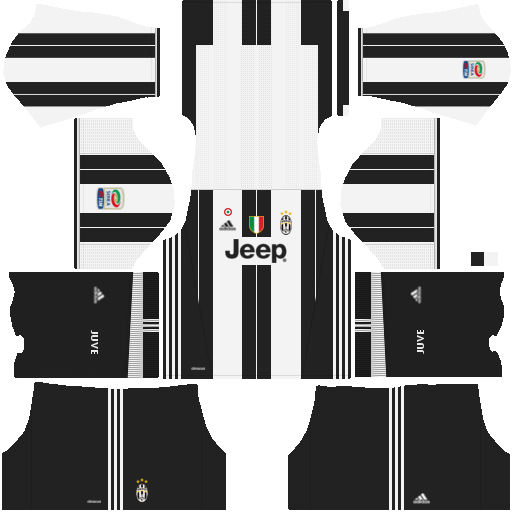 By Photo Congress    Logo Dream League Soccer Juventus 2017