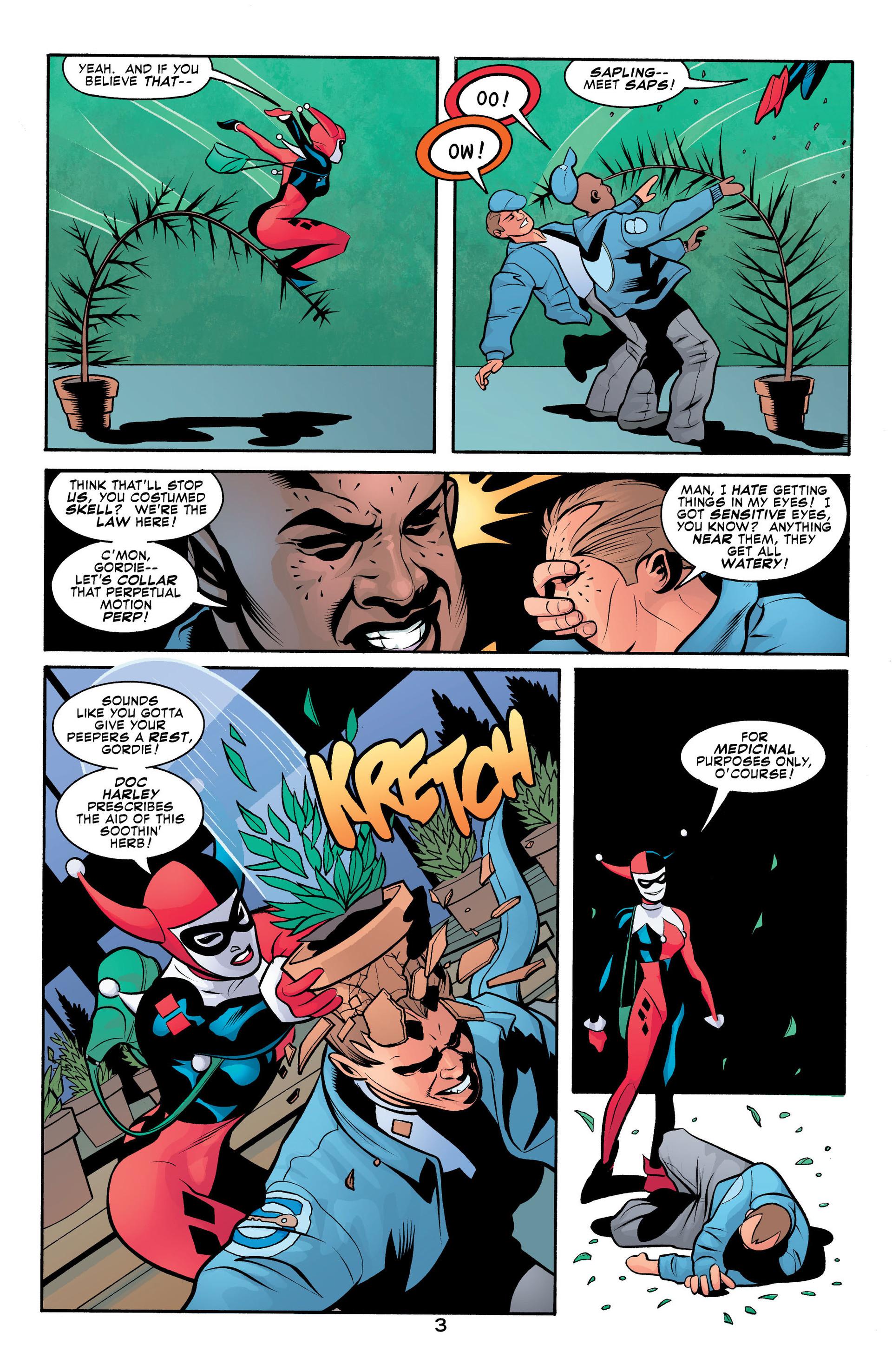 Harley Quinn (2000) Issue #15 #15 - English 4