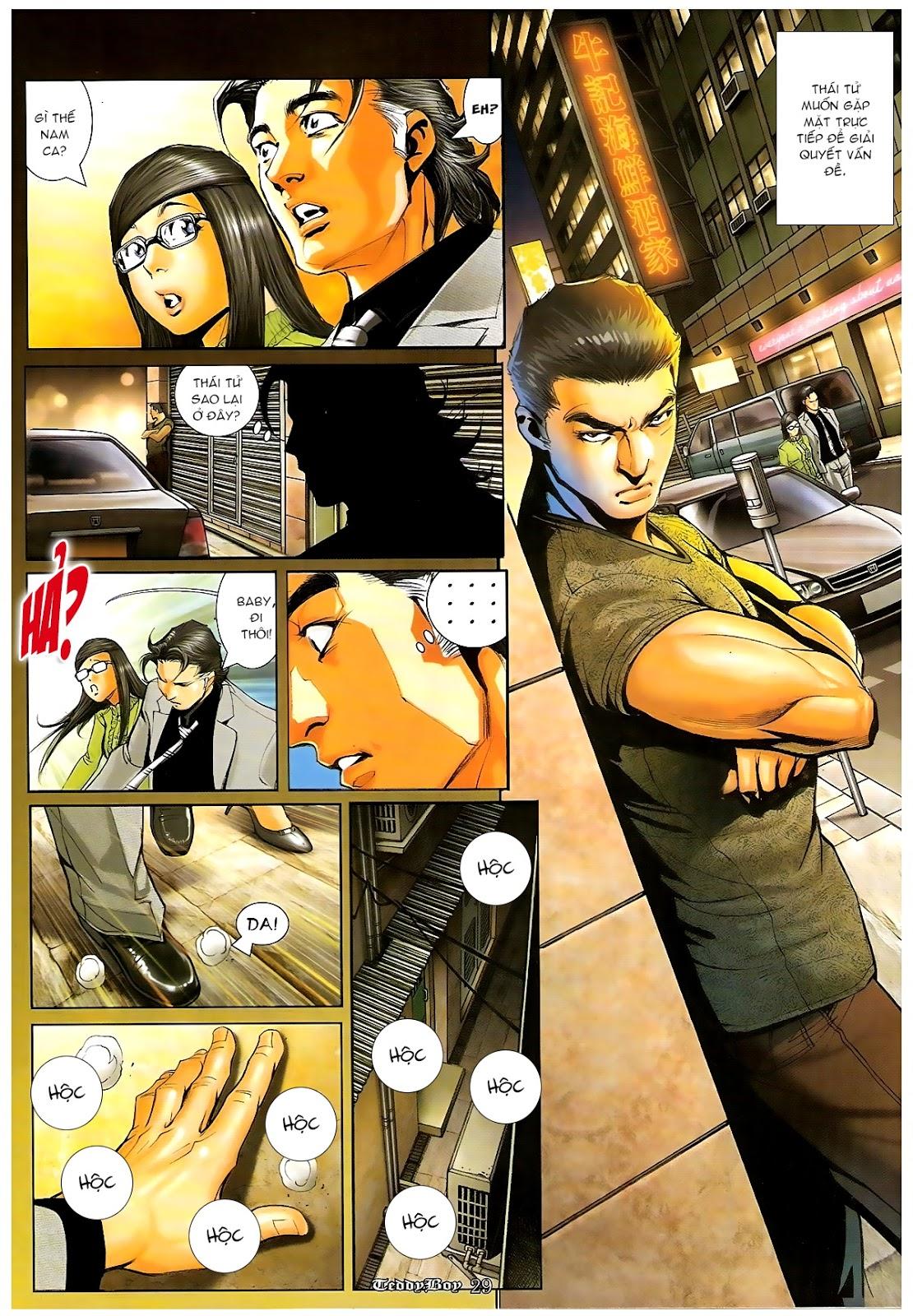 Người Trong Giang Hồ - Chapter 1209: Cai nghiện - Pic 26