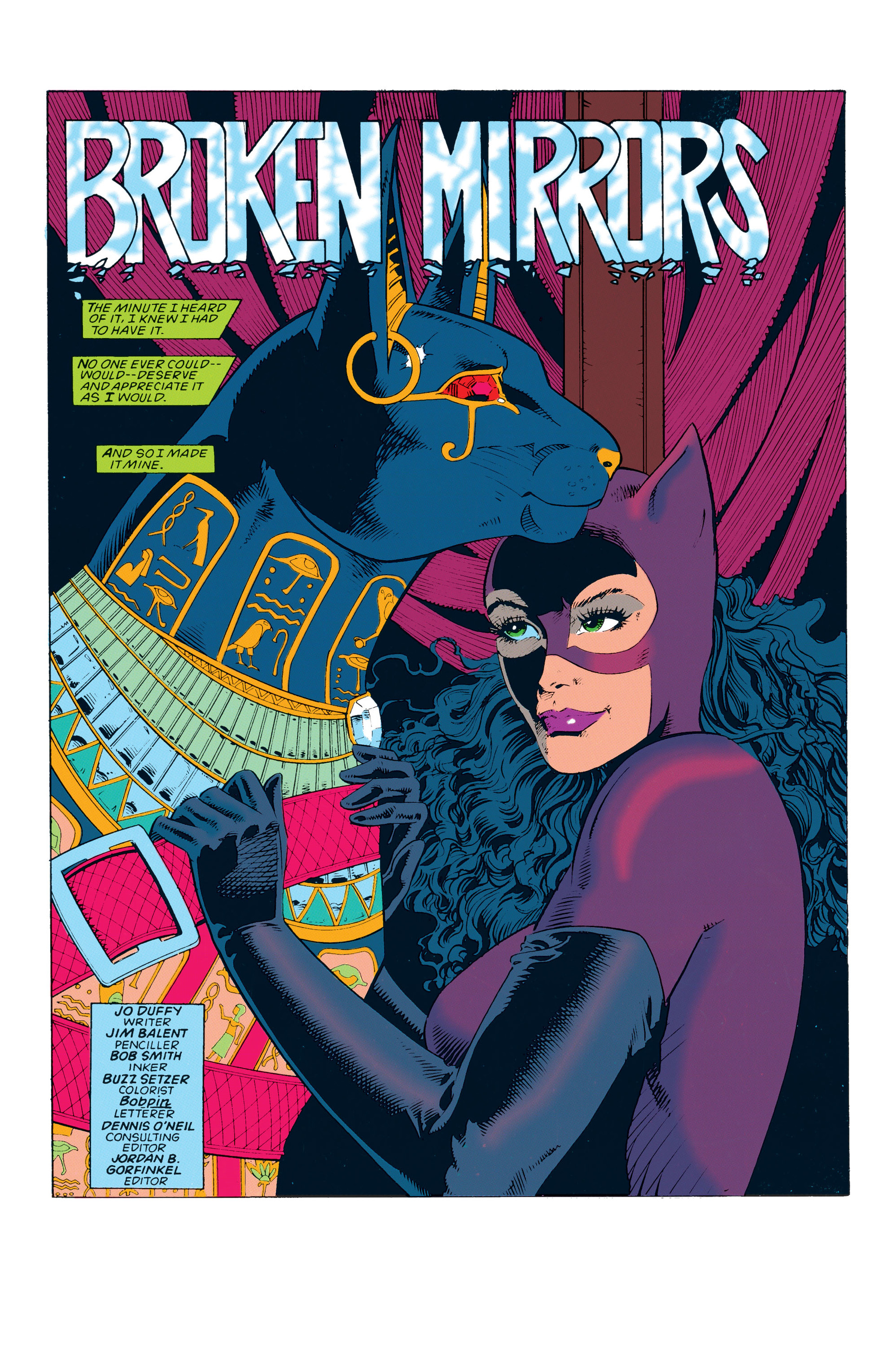 Catwoman (1993) Issue #14 #19 - English 2