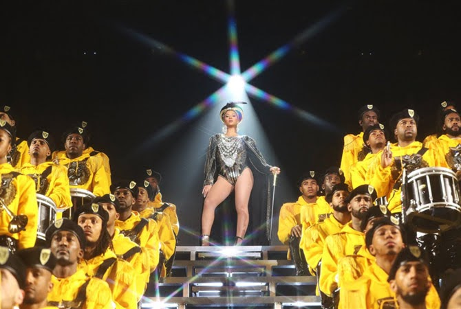 The night that Coachella was the opening act for Beyoncé | Random J Pop