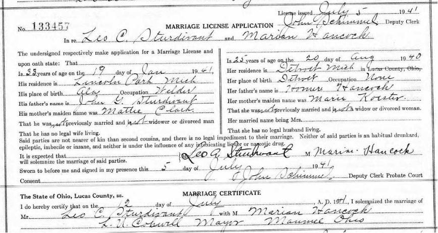 hancock county illinois marriage certificate