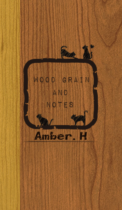 Wood grain and notes 8