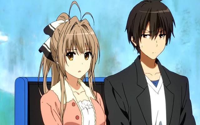 Anime fantasy comedy terbaik