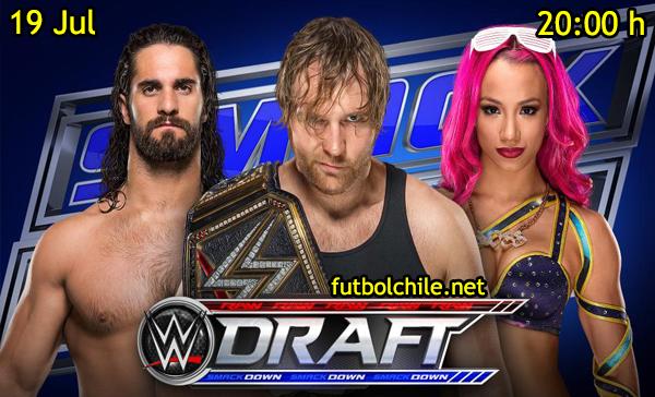 VER STREAM RESULTADO EN VIVO, ONLINE: SmackDown en Español