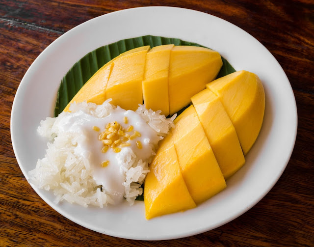 Mango Rice Thailand