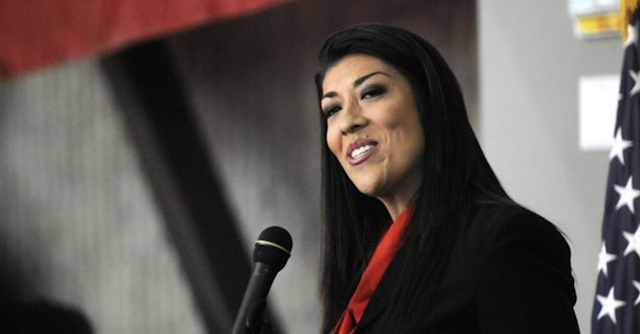 Has Lucy Flores Just Handed Trump His Second Term?