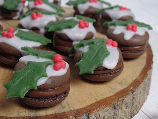 Christmas Macarons.Emily S Recipes And Reviews Uk Food Blog Leicestershire