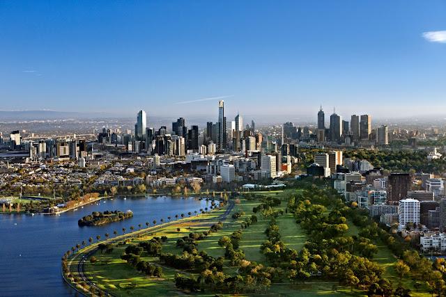 5 Hal Menarik Tentang Kota Melbourne, Australia