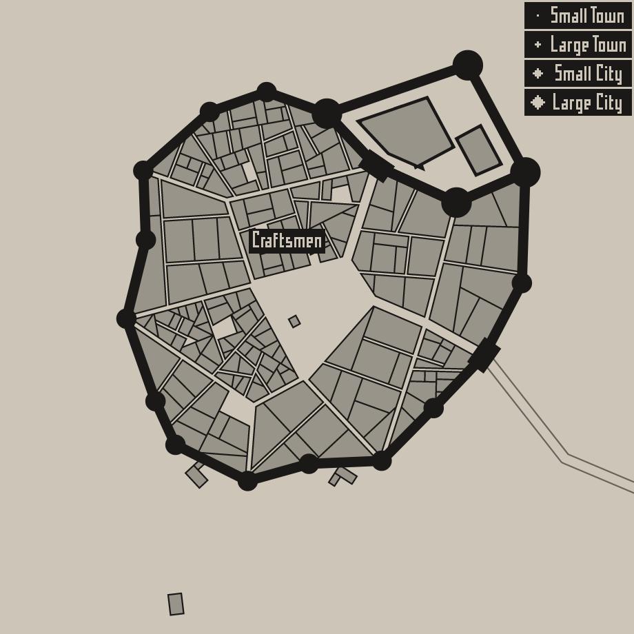 Free GM Resource: Medieval Fantasy City Generator - Frugal GM