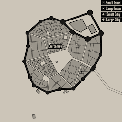 medieval fantasy map generator resource town gm divided mileage vary useful