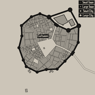 Example free city map