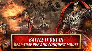 Dynasty Warriors Unleashed Mod v1.0.0.7 Unlimited Money