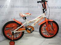 1 Sepeda Anak Bike Lord 1809W Dop New 2012 16 Inci
